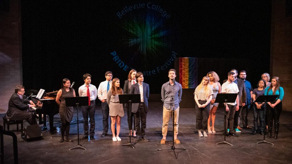 Pride Theatre Festival - Love Who You Love Singers