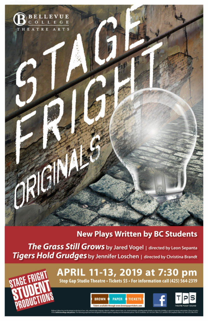 Stage Fright Originals Poster