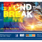 Beyond the Break Event Poster