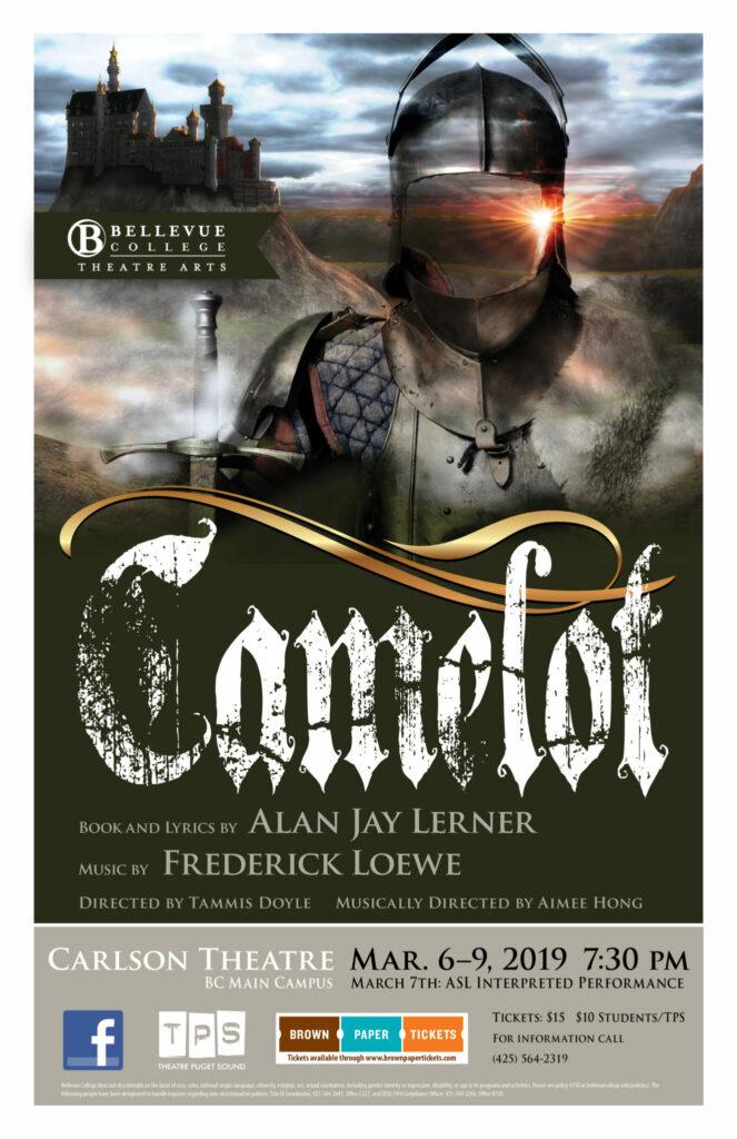 Camelot Flyer