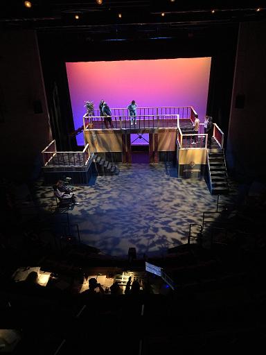 The Bard Scene