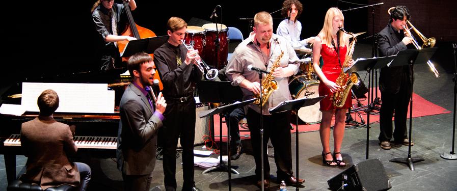 Jazz Group Photo