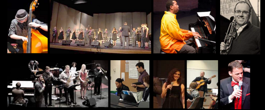 Montage of Performers