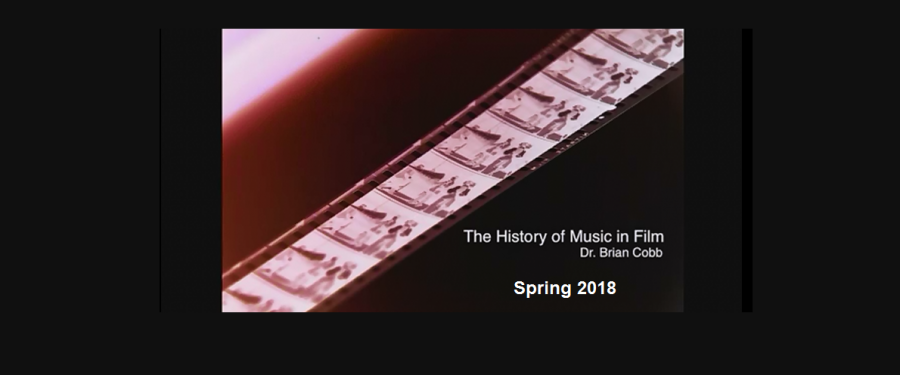 The History of Music Spring Class of 2018