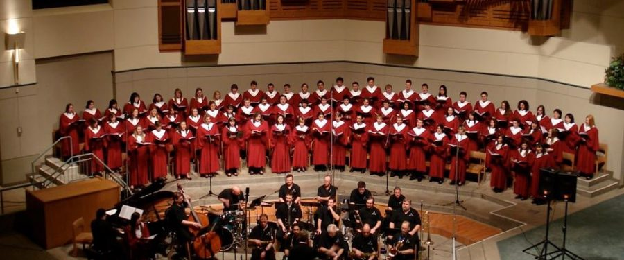 BC Concert Choir Photo