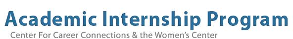 Academic Internship Program :
