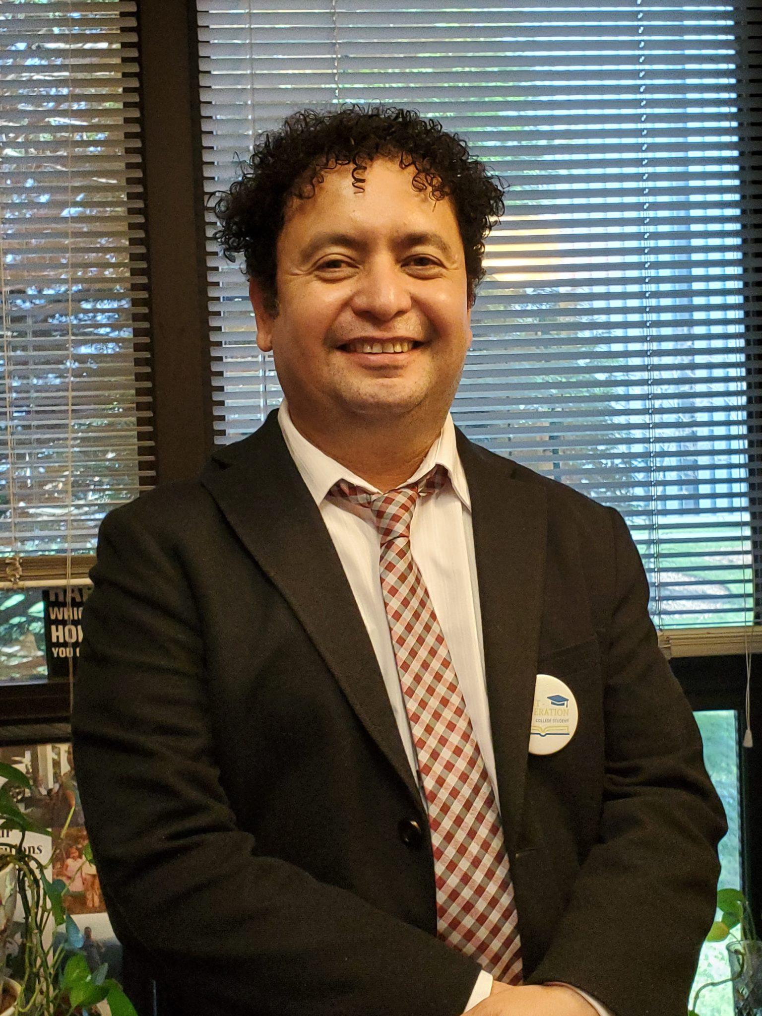 Henry Amaya, Interim Director