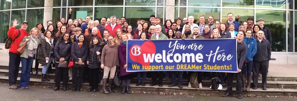 Faculty and Dreamers at Bellevue College