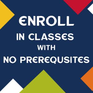 enroll in classes