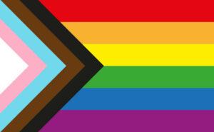 inclusive lgbtq flag