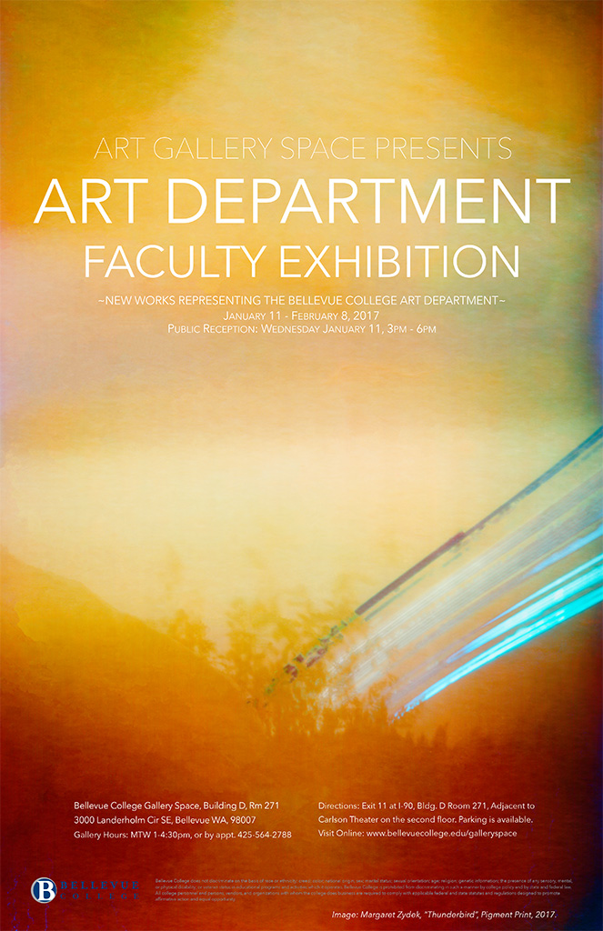 Gallery Poster Faculty 2017
