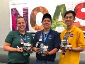 NASA Community College Aerospace Scholars