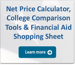 Net Price Calculator and other planning resources - learn more