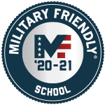 Military Friendly 20-21 Badge